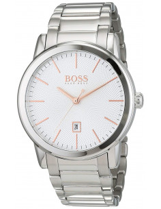 Chic Time | Montre Homme Hugo Boss Classic 1513401 Argent  | Prix : 211,65 €