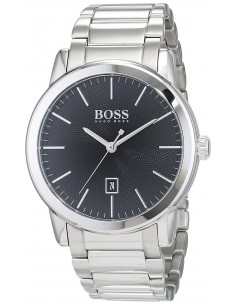 Chic Time | Montre Homme Hugo Boss Classic 1513398 Argent  | Prix : 220,15 €