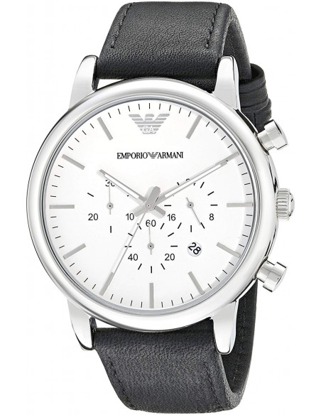 Chic Time | Montre Homme Emporio Armani AR1807 Noir  | Prix : 209,25€