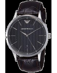 Chic Time | Montre Homme Emporio Armani AR2480 Noir  | Prix : 181,30€