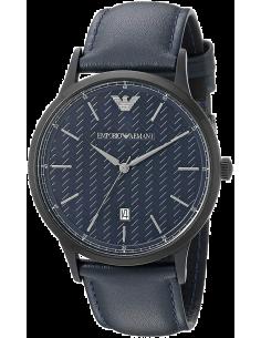 Chic Time | Montre Homme Emporio Armani Renato AR2479 Bleu  | Prix : 229,00€
