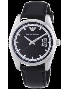 Chic Time | Montre Homme Emporio Armani Sportivo AR6014 Noir  | Prix : 139,30€
