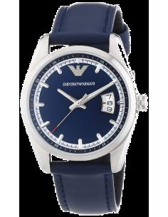 Chic Time | Montre Homme Emporio Armani Sportivo AR6017 Bleu  | Prix : 199,00€
