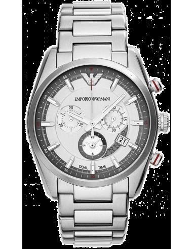 Chic Time | Montre Homme Emporio Armani AR6036 Argent  | Prix : 299,25€