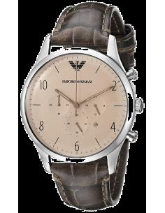 Chic Time | Montre Homme Armani Classic AR1878 Marron  | Prix : 159,50€