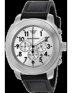 Chic Time | Montre Homme Emporio Armani AR6054 Noir  | Prix : 209,25€