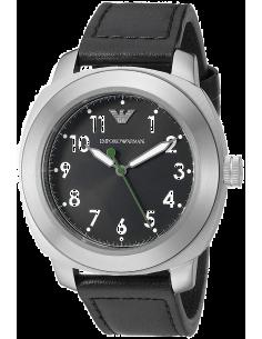 Chic Time | Montre Homme Emporio Armani Sportivo AR6057 Noir  | Prix : 219,00€