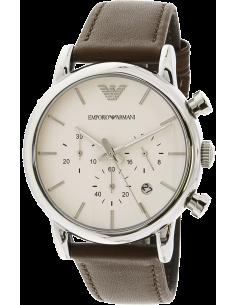 Chic Time | Montre Homme Armani Classic AR1846 Marron  | Prix : 229,00€