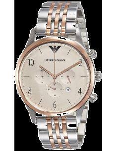 Chic Time | Montre Homme Armani Classic AR1864 Argent  | Prix : 379,00€