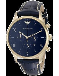Chic Time | Montre Homme Armani Classic AR1862 Bleu  | Prix : 349,00€