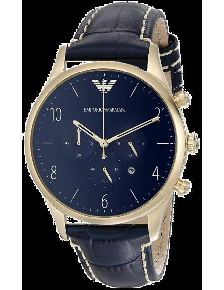 Chic Time | Montre Homme Armani Classic AR1862 Bleu  | Prix : 169,99€