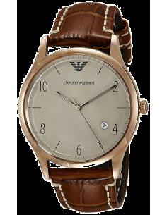 Chic Time | Montre Homme Armani Classic AR1866 Marron  | Prix : 129,99€