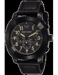 Chic Time | Montre Homme Armani Sportivo AR6061 Noir  | Prix : 359,00€