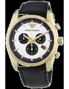 Chic Time | Montre Homme Emporio Armani AR6006 Noir  | Prix : 209,25€