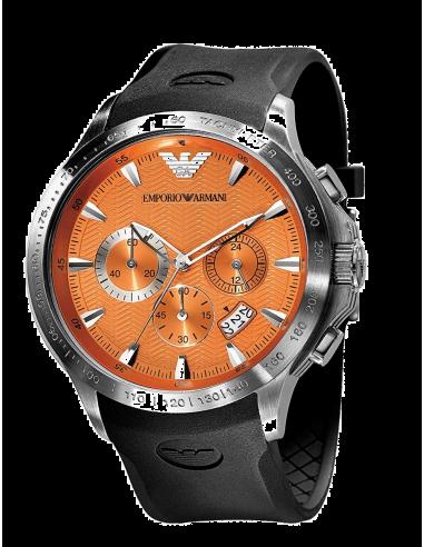 Chic Time | Montre Homme Emporio Armani AR0652 Noir  | Prix : 321,30€