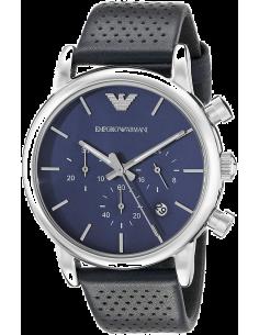Chic Time | Montre Homme Armani Classic AR1736 Bleu  | Prix : 233,10€