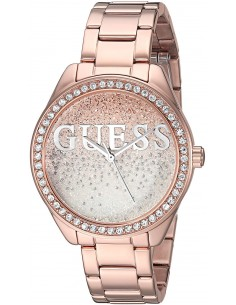 Chic Time | Montre Femme Guess U0987L3 Or Rose  | Prix : 289,00 €