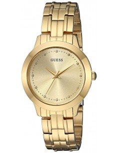 Chic Time | Montre Femme Guess U0989L2 Or  | Prix : 279,00 €
