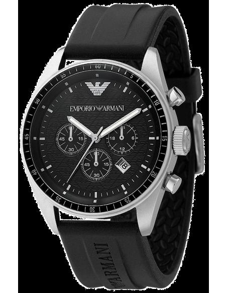 Chic Time | Montre Homme Emporio Armani AR0527 Noir  | Prix : 209,30€