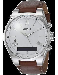 Chic Time | Montre Connectée Guess Connect C0002MB1 Brun Smartwatch  | Prix : 311,20€