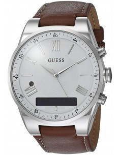 Chic Time | Montre Connectée Guess Connect C0002MB1 Brun Smartwatch  | Prix : 311,20 €