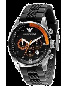 Chic Time | Montre Homme Emporio Armani AR5878 Noir  | Prix : 209,30€