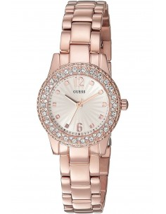 Chic Time | Montre Femme Guess W0889L3 Or Rose  | Prix : 249,00 €