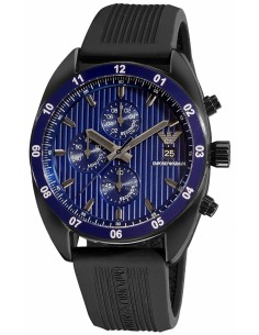Chic Time | Montre Homme Emporio Armani AR5930 Noir  | Prix : 269,18€