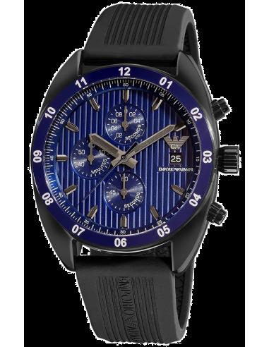 Chic Time   Montre Homme Emporio Armani AR5930 Noir    Prix : 269,18€