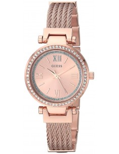 Chic Time | Montre Femme Guess W1009L3 Or Rose  | Prix : 389,00 €