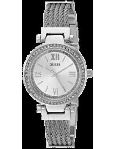 Chic Time | Montre Femme Guess W1009L1 Argent  | Prix : 299,00€