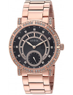Chic Time | Montre Femme Guess W1006L2 Or Rose  | Prix : 246,75€