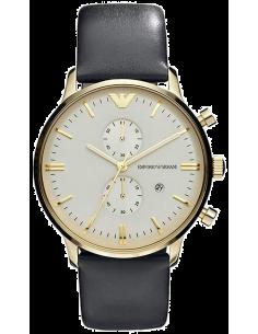 Chic Time | Montre Homme Armani Gianni AR0386 Noir  | Prix : 179,99€