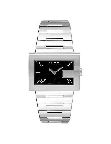 Chic Time | Montre Femme Gucci G-Rectangle YA100505  | Prix : 779,90€