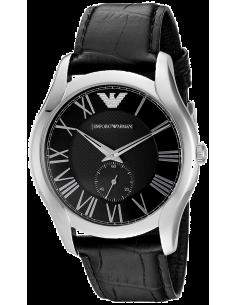 Chic Time | Montre Emporio Armani Classic AR1703 Bracelet en cuir noir  | Prix : 239,00€