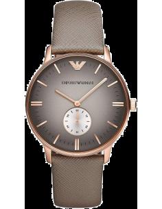 Chic Time | Montre Homme Armani Retro AR1723 Gris  | Prix : 399,00€