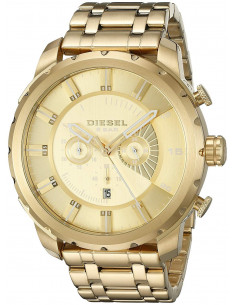 Chic Time | Montre Homme Diesel Stronghold DZ4376 Or  | Prix : 194,25 €