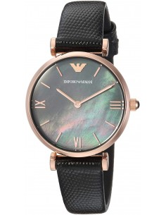 Chic Time | Montre Femme Emporio Armani Gianni T-Bar AR11060  | Prix : 223,20 €