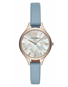 Chic Time | Montre Femme Emporio Armani Dress AR11109  | Prix : 207,20 €