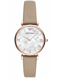 Chic Time | Montre Femme Emporio Armani Gianni T-Bar AR11111  | Prix : 223,20 €