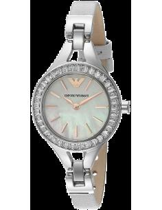 Chic Time | Montre Femme Emporio Armani AR7426 Gris  | Prix : 239,20€