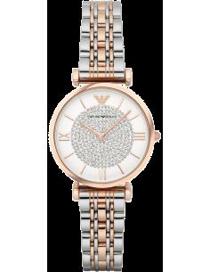 Chic Time | Montre Femme Armani Retro AR1926 Argent  | Prix : 399,00€