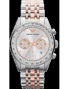 Chic Time | Montre Homme Armani Sportivo AR5999 Argent  | Prix : 399,00€