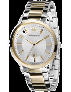 Chic Time | Montre Homme Emporio Armani Classic AR2449 Bracelet Acier Bi-Ton  | Prix : 269,25€