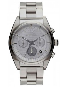 Chic Time | Montre Homme Armani Classic AR0375 Argent  | Prix : 287,20€