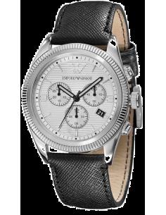 Chic Time | Montre Homme Emporio Armani AR5895 Noir  | Prix : 244,30€
