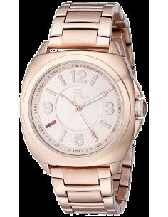 Chic Time | Montre Femme Tommy Hilfiger 1781341 Or Rose  | Prix : 146,30€