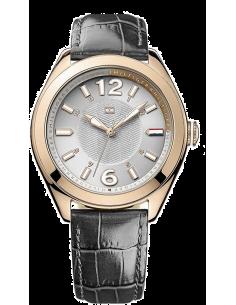 Chic Time | Montre Femme Tommy Hilfiger Maxi 1781365 Noir  | Prix : 104,30€
