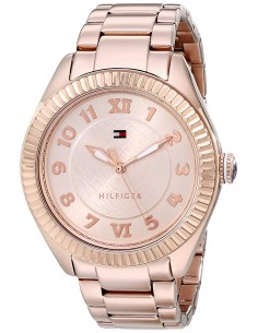 Chic Time | Montre Femme Tommy Hilfiger 1781344 Or Rose  | Prix : 132,30 €