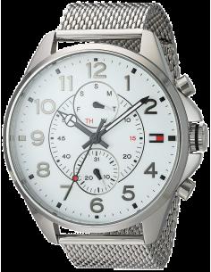 Chic Time | Montre Homme Tommy Hilfiger 1791277 Argent  | Prix : 143,20€